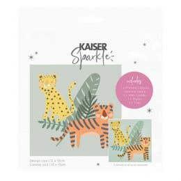 Kaisercraft Sparkle Safari Kids Kit