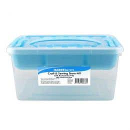 HABEE$avers Craft & Sewing Store-All Storage Box