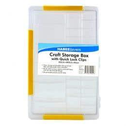 HABEE$avers Craft Storage Box