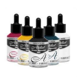 Ateiler Artist Pigmented Inks 60ml
