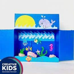 Creative Kids Fish Tank Kit