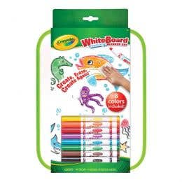 Crayola Washable Dry Erase Board & Marker Set