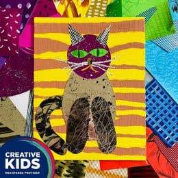 Creative Kids Pet Portrait Kit