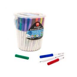 Micador Easy Grip Markers Tub