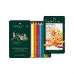 Faber-Castell Polychromos Colour Pencil Tins