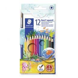 STAEDTLER Noris Club Watercolour Pencil Sets