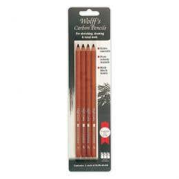 Wolff's Carbon Pencils Set
