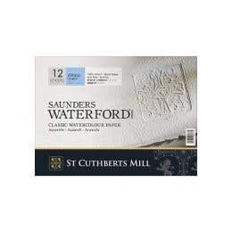 Saunders Waterford Water Colour Paper Blocks