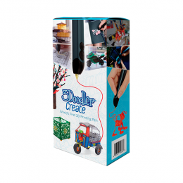 3Doodler Create Pen & Plastics Pack