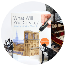 3Doodler Book What Will You Create