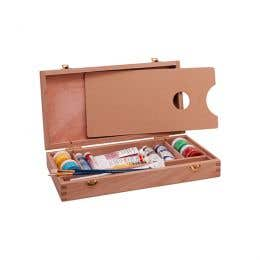 Jasart Artist Paint Boxes