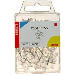 Esselte Push Pins