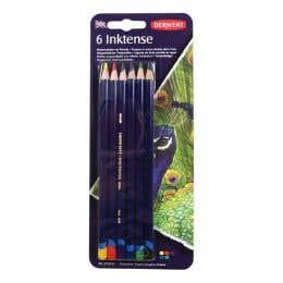 Derwent Inktense Pencil Set 6