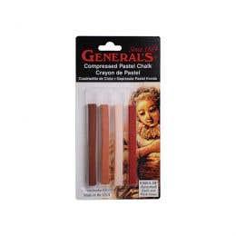General's Chalk Sticks Set 4