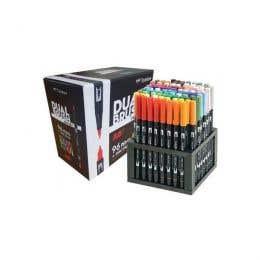 Tombow Dual Brush Pen 96 Colour Set