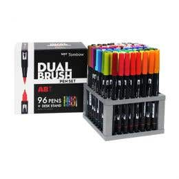 Tombow Dual Brush Pen 96 Colour Set