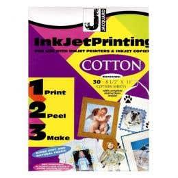 Jacquard Inkjet Cotton A3 Pack