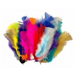 D&L Craftworkz Turkey Feathers