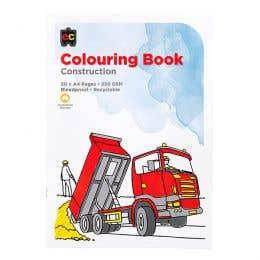 EC Colouring Book Construction