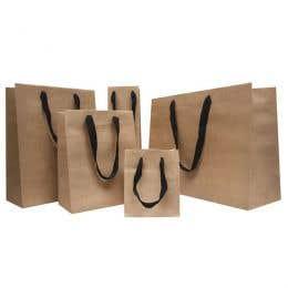 Vandoros Metro Kraft Bags