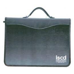 ISCD Custom printed Art Folder