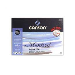 Montval Water Colour Mega Pads
