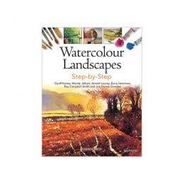 Watercolour Landscapes Step By Step Book