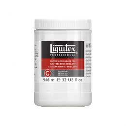 Liquitex Gloss Super Heavy Gel Mediums