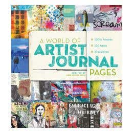 A World Of Artist Journal Pages