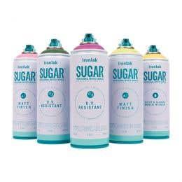 Ironlak Sugar Spray Paints 312g