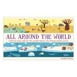 All Around the World: Animal Kingdom Book