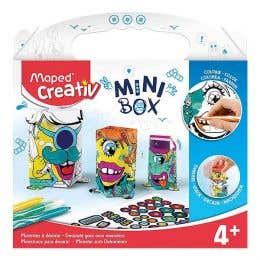 Maped Creativ Mini Monster Stacking Box
