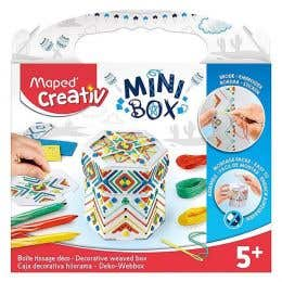 Maped Creativ Mini Weaving Box