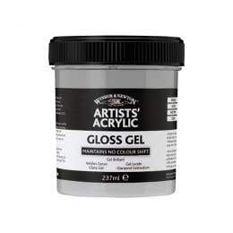 Winsor & Newton Artists' Acrylic Gloss Gel Medium