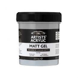 Winsor & Newton Artists' Acrylic Matt Gel Medium