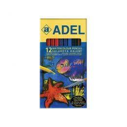 Adel Aquarelle Pencil Set