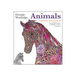 Animals A Mindful Colouring Book