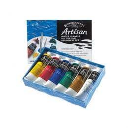 Winsor & Newton Artisan Water Mixable Oil Colour Sets