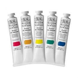 Winsor & Newton Artists' Oil Paints 200ml