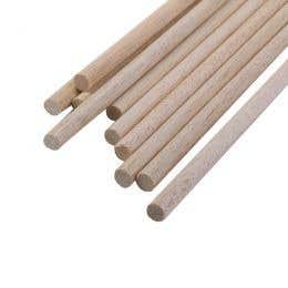Balsa Wood Dowells