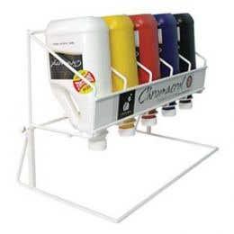 Chromacryl Student Acrylic Dispenser Rack