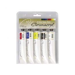 Chromacryl Student Acrylic Paint Sets