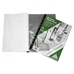 Colby Folder Friendly Display Book #215 A4