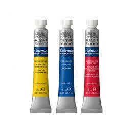 Winsor & Newton Cotman Water Colour Paints 8ml