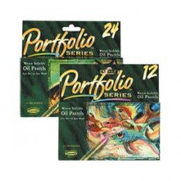 Portfolio Water Soluble Pastel Set 24