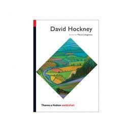 David Hockney World of Art Book