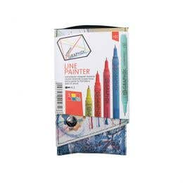 Derwent Graphik Line Painter Pen Packs