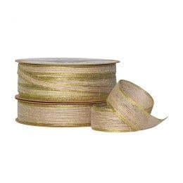 Vandoros Eco Metallic Edge Ribbons