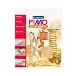 STAEDTLER FIMO Metal Leaf Packs