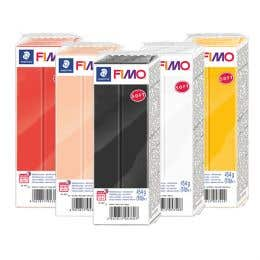 STAEDTLER FIMO Soft Modelling Clays 454g